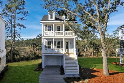 Charleston Single Family Home For Sale: 848 Forrest Drive