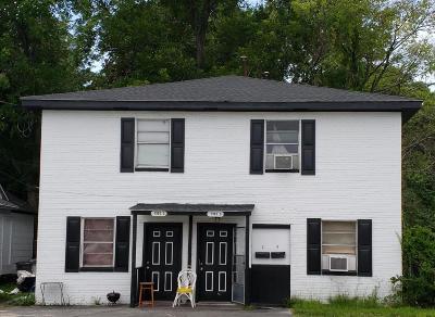 North Charleston Multi Family Home For Sale: 1902 Iris Street