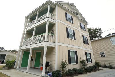Charleston Multi Family Home For Sale: 2135 Montford Avenue #A,  B,
