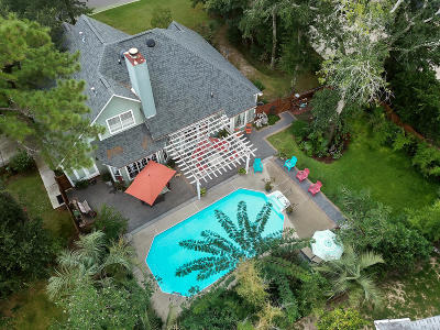 Summerville Single Family Home For Sale: 109 Old Course Road
