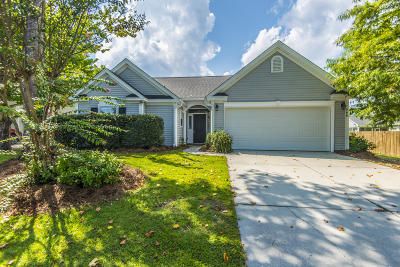 Grand Oaks Plantation Single Family Home For Sale: 508 Ivy Circle