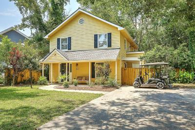Single Family Home For Sale: 656 Fox Pond Drive