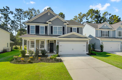 North Charleston Single Family Home For Sale: 8519 Majestic Street