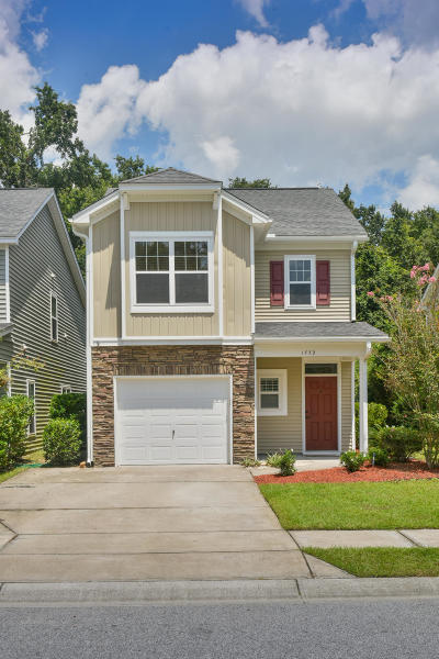 Johns Island Single Family Home For Sale: 1772 Towne Street