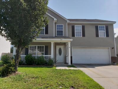 Goose Creek Single Family Home For Sale: 317 Edenton Road
