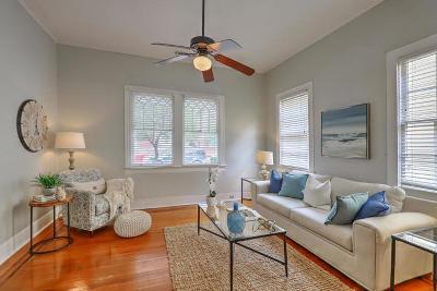 Charleston Single Family Home For Sale: 257 Ashley Avenue