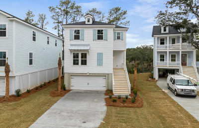 Charleston Single Family Home For Sale: 844 Forrest Drive