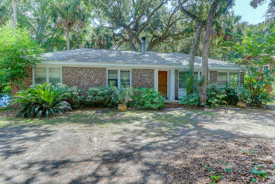 Isle Of Palms SC Single Family Home For Sale: $659,000