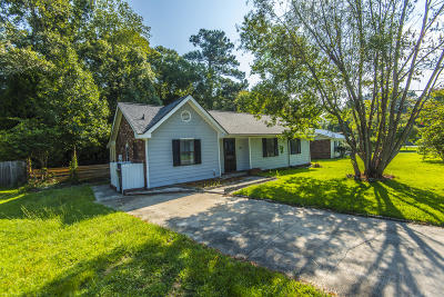 Summerville Single Family Home For Sale: 104 Lisa Drive