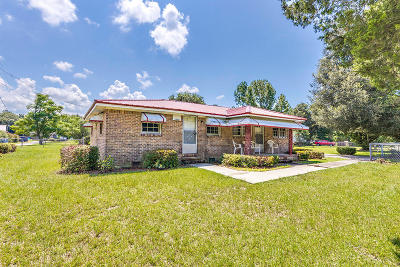 Single Family Home For Sale: 1252 Peru Rd