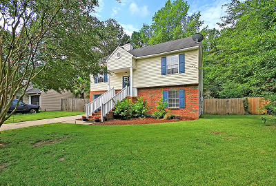Summerville Single Family Home Contingent: 210 Apache Drive