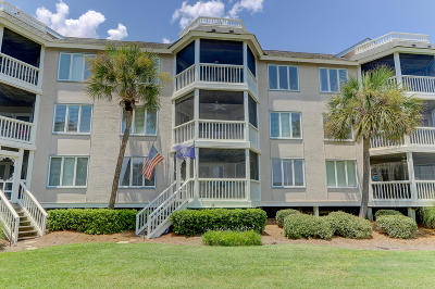 Charleston County Attached For Sale: 102 H Tidewater Drive