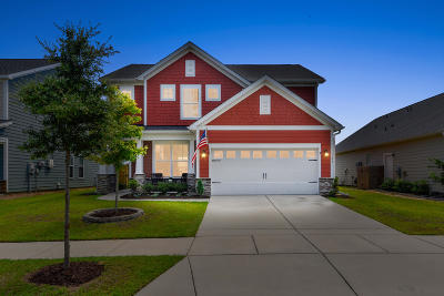 Single Family Home Contingent: 783 Goodlet Circle