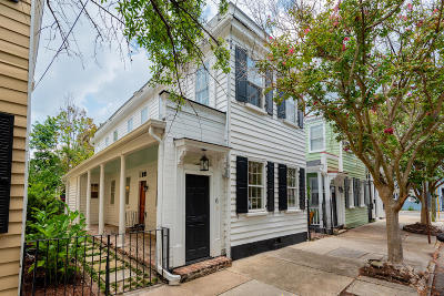 Single Family Home Contingent: 6 Trumbo Street