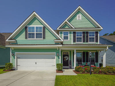 Summerville Single Family Home Contingent: 364 Whispering Breeze Lane