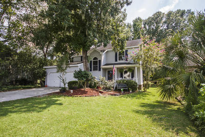 Charleston Single Family Home For Sale: 21 Oatly Circle