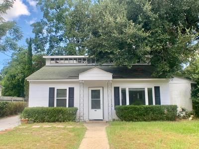 Charleston Single Family Home For Sale: 2170 Welch Avenue