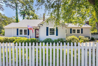 Summerville Single Family Home For Sale: 903 S Main Street