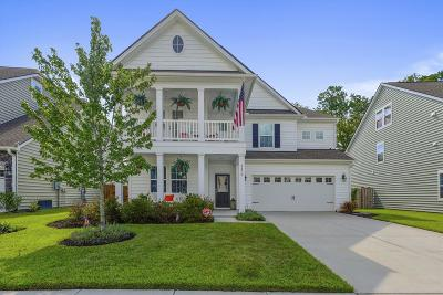 Ladson Single Family Home Contingent: 9870 Black Tupelo Lane