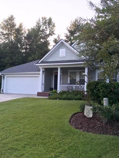 Summerville Single Family Home Contingent: 106 Duck Pond Court