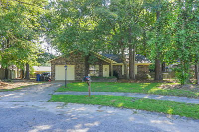 Ladson Single Family Home For Sale: 1020 Red Pines Road