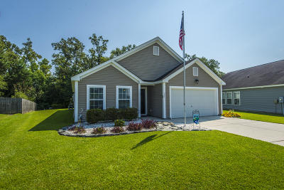 Goose Creek Single Family Home Contingent: 351 Briarbend Road