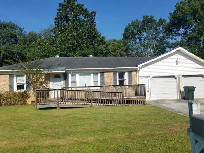 Single Family Home Contingent: 421 Amy Drive