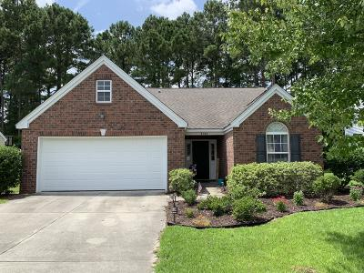 Summerville Single Family Home Contingent: 9120 Wildflower Way