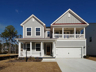 Summerville SC Single Family Home For Sale: $423,517