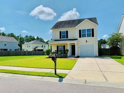 Summerville Single Family Home Contingent: 1105 Flyway Road