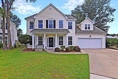 Summerville Single Family Home Contingent: 209 Evesham Drive