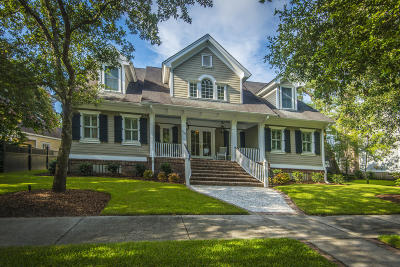 Charleston Single Family Home For Sale: 508 Gibbes Street