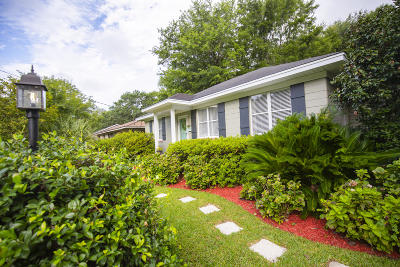 Mount Pleasant Single Family Home For Sale: 628 Palmetto Street