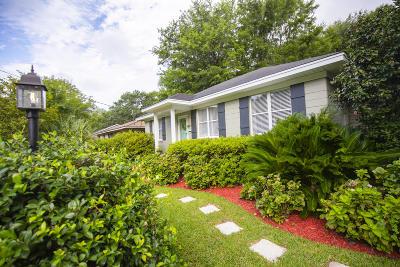 Single Family Home Contingent: 628 Palmetto Street