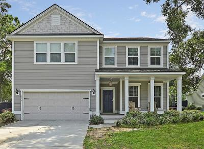 Charleston Single Family Home For Sale: 1109 Bright Court