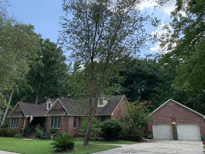 Summerville Single Family Home Contingent: 523 King Charles Circle