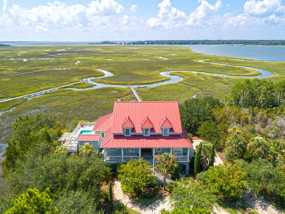 Seabrook Island SC Single Family Home For Sale: $2,199,000