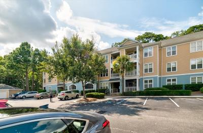 Berkeley County, Charleston County Attached For Sale: 400 Bucksley Lane #301