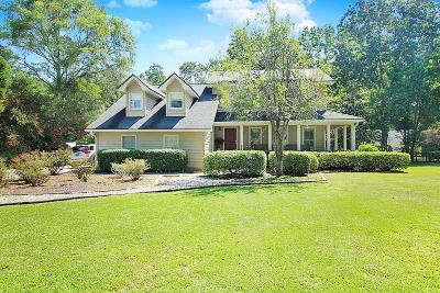 Summerville Single Family Home For Sale: 110 Chaussee Boulevard