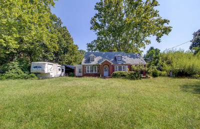 Single Family Home For Sale: 10793 Cottageville Highway