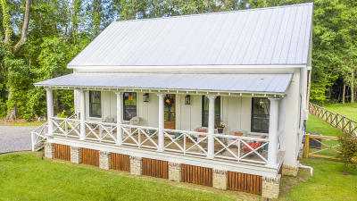 Ridgeville Single Family Home Contingent: 2269 Old Beech Hill Road