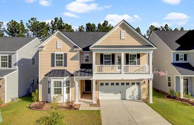Summerville Single Family Home For Sale: 718 Redbud Lane