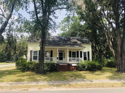 Single Family Home For Sale: 301 Black Street