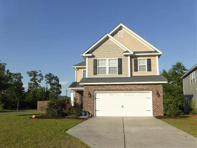 Ladson Single Family Home For Sale: 2074 Clipstone Drive