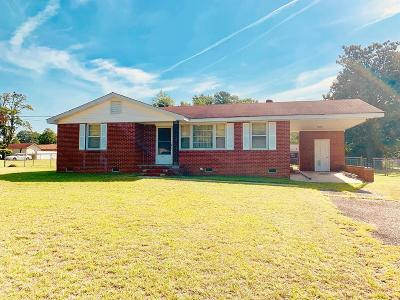 Single Family Home For Sale: 611 Mimosa Drive