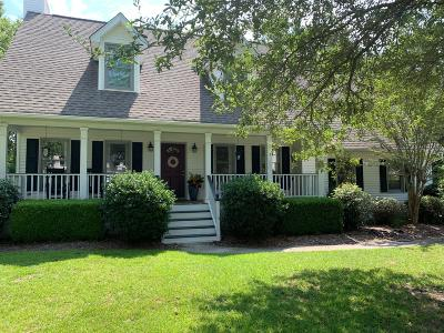 Mount Pleasant Single Family Home For Sale: 520 Crowfield Lane