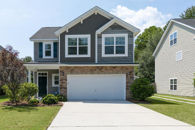 Johns Island Single Family Home For Sale: 3287 Comsee Lane
