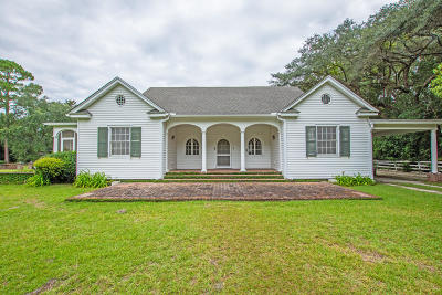 Summerville Single Family Home For Sale: 1302 S Main Street
