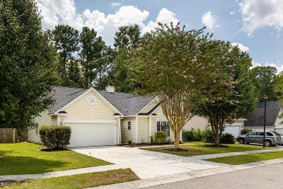 Goose Creek Single Family Home Contingent: 110 Fairbury Drive