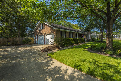 Summerville Single Family Home For Sale: 207 Cantilever Court